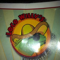 Photo taken at Loco Willy's by Lisa J. on 7/13/2012