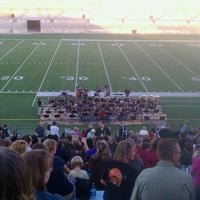 Photo taken at Kelley Reeves Athletic Complex by Jess H. on 10/24/2011