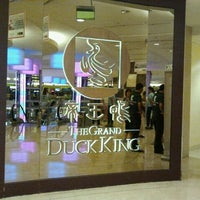 Photo taken at The Grand Duck King by JO 王. on 10/30/2011