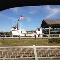 Photo taken at Coos Bay Boardwalk by Jennifer B. on 6/16/2012