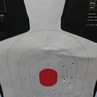 Photo taken at Dominion Shooting Range by Melanie E. on 8/21/2012