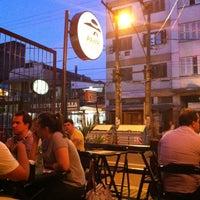 Photo taken at Pampa Burger by Claudio K. on 11/8/2011