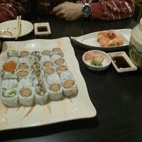 Photo taken at Wonder Sushi by Brian O. on 3/9/2012