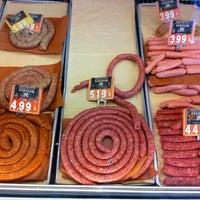 Photo taken at Esposito's Pork Shop by Rev C. on 1/14/2011