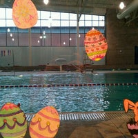 Photo taken at Conestoga Recreation and Aquatic Center by Evan B. on 3/27/2012