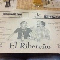 Photo taken at El Ribereño by Ariel C. on 8/8/2012