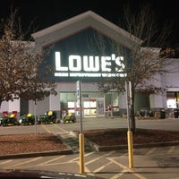 Photo taken at Lowe's Home Improvement by Tina L. on 1/6/2012