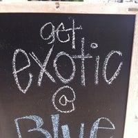 Photo taken at Blue Nile Café by Tony M. on 7/24/2012