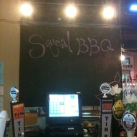 Photo taken at Squeal BBQ by Christian L. on 6/29/2011