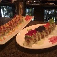 Photo taken at Sushi Zushi by Traci M. on 10/15/2011