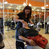 Photo taken at CR for Hair by Eden E. on 2/28/2012
