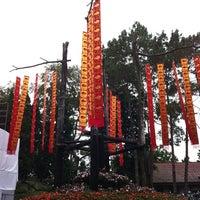 Photo taken at Doi Tung Royal Villa by Tae L. on 10/20/2011