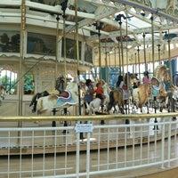Photo taken at The Carousel @ Carousel Center by Matt H. on 8/6/2012
