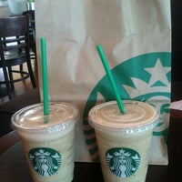 Photo taken at Starbucks Coffee by Carolina C. on 7/15/2012