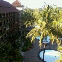 Photo taken at The Jayakarta Yogyakarta Hotel by Andy P. on 6/24/2012
