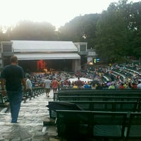 Photo taken at Chastain Park Amphitheater by Candi K. on 7/13/2012