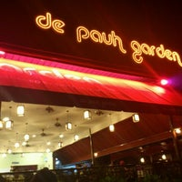 Photo taken at De Pauh Garden Restaurant & Cafe by Shah A. on 4/27/2012