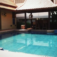 Photo taken at Rose Hotel Bangkok by Kerry P. on 4/22/2012
