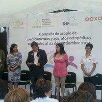 Photo taken at Secretaría de Turismo y Desarrollo Económico by YANET L. on 7/2/2012