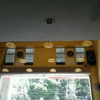 Photo taken at Kedai Kopi Aladdin by Elaza E. on 7/2/2012