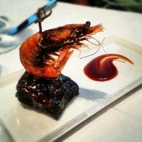 Photo taken at Aerie Restaurant & Lounge by Matthew L. on 8/30/2012