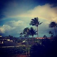 Photo taken at The Villas at Poipu Kai by Nguyen D. on 5/2/2012