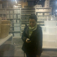 Photo taken at The Container Store by Ricardo de la Cruz M. on 2/14/2012