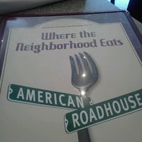 Photo taken at American Roadhouse by Kedric K. on 7/7/2012