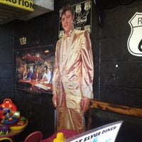 Photo taken at Fat Elvis Diner by Ranee M. on 6/19/2012