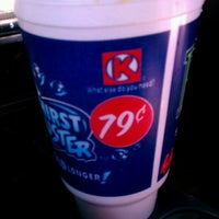 Photo taken at Circle K by Danielle M. on 2/11/2012