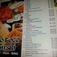 Photo taken at Boteco Sushi by Pollyana Larissa S. on 4/12/2012