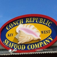 Photo taken at Conch Republic Seafood Company by Charles K. on 7/14/2012