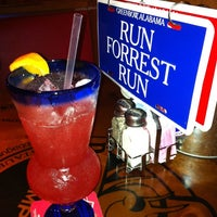 Photo taken at Bubba Gump Shrimp Co by AgentKaye on 5/16/2012