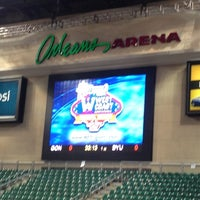 Photo taken at Orleans Arena by Jared P. on 3/5/2012