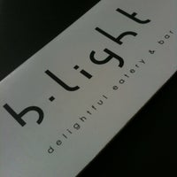 Photo taken at b•light by monica s. on 7/24/2012