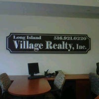 Photo taken at Long Island Village Realty, Inc. by Marilyn U. on 4/23/2012