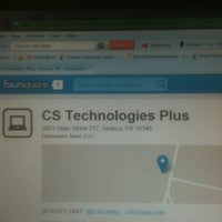 Photo taken at CS Technologies Plus by Holly G. on 5/31/2012