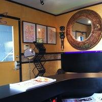 Photo taken at Lip Ink International by Marisa C. on 2/20/2012