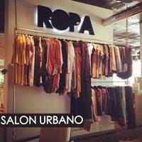 Photo taken at Salon Urbano Patrice Studio XP by Poly S. on 7/30/2012