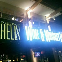 Photo taken at Double Helix Wine & Whiskey Lounge by Josh C. on 2/8/2012