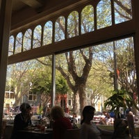 Photo taken at Duboce Park Cafe by Dave B. on 4/20/2012