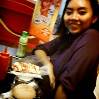 Photo taken at Aussy Burger by Yogi S. on 7/31/2012