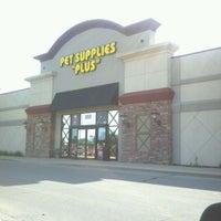 """Photo taken at Pet Supplies """"Plus"""" by Jayna C. on 5/11/2012"""
