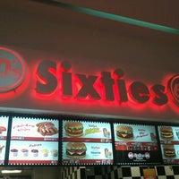 Photo taken at Sixties Burger by Jose Luis S. on 3/15/2012