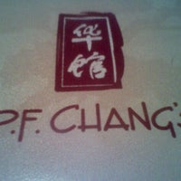 Photo taken at P.F. Chang's by Vannessa R. on 6/16/2012