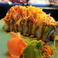 Photo taken at Goro's Sushi by Diana P. on 7/15/2011