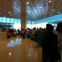 Photo taken at Terminal 2B by Susana C. on 5/4/2012