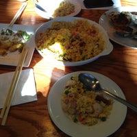 Photo taken at HK Tea & Sushi by Ben C. on 2/20/2012