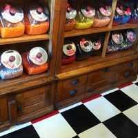 Photo taken at Old Market Candy Shop by Tonya D. on 8/4/2012
