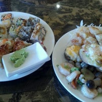 Photo taken at Koyko Sushi Buffet by Quincy J. R. on 6/24/2012